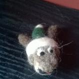 коледна играчка за елха  - еленче